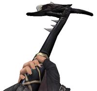 Skullaxe slash