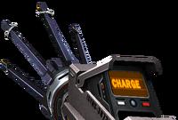 Laserminigun charge