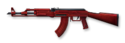 AK-47 Red