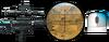 2× sniper scope