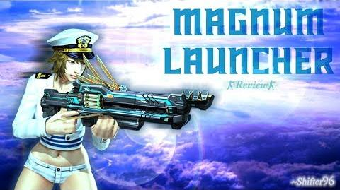 CSO CSN Z-Weapon Review Magnum Launcher