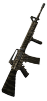 M16a4 shopmodel