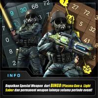 Bingo plasma beamsword indonesia poster