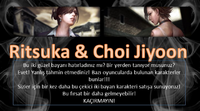 Ritsuka choijiyoon turkey poster