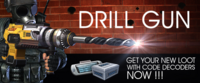 Drill singapore malaysia poster
