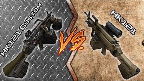 -CSO Korean- HK121 & HK121 Custom Review