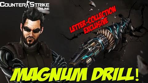 Magnum Drill Complete Review (Counter-Strike Online)