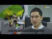 Concept Interview - Divine Blaster - New Epic Weapon - Counter-Strike Nexon- Studio