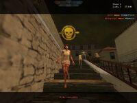 Red Enhanced Light Zombie