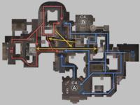 Sanctuary map overview