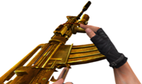 M4a1gold reload2