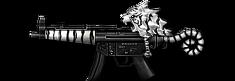 MP5 White Tiger