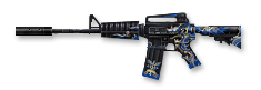M4A1 Dragon
