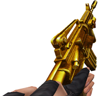 M4a1gold reload3
