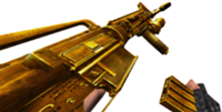 M4a1gold reload1