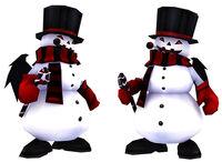 Snowmanpierotmodel