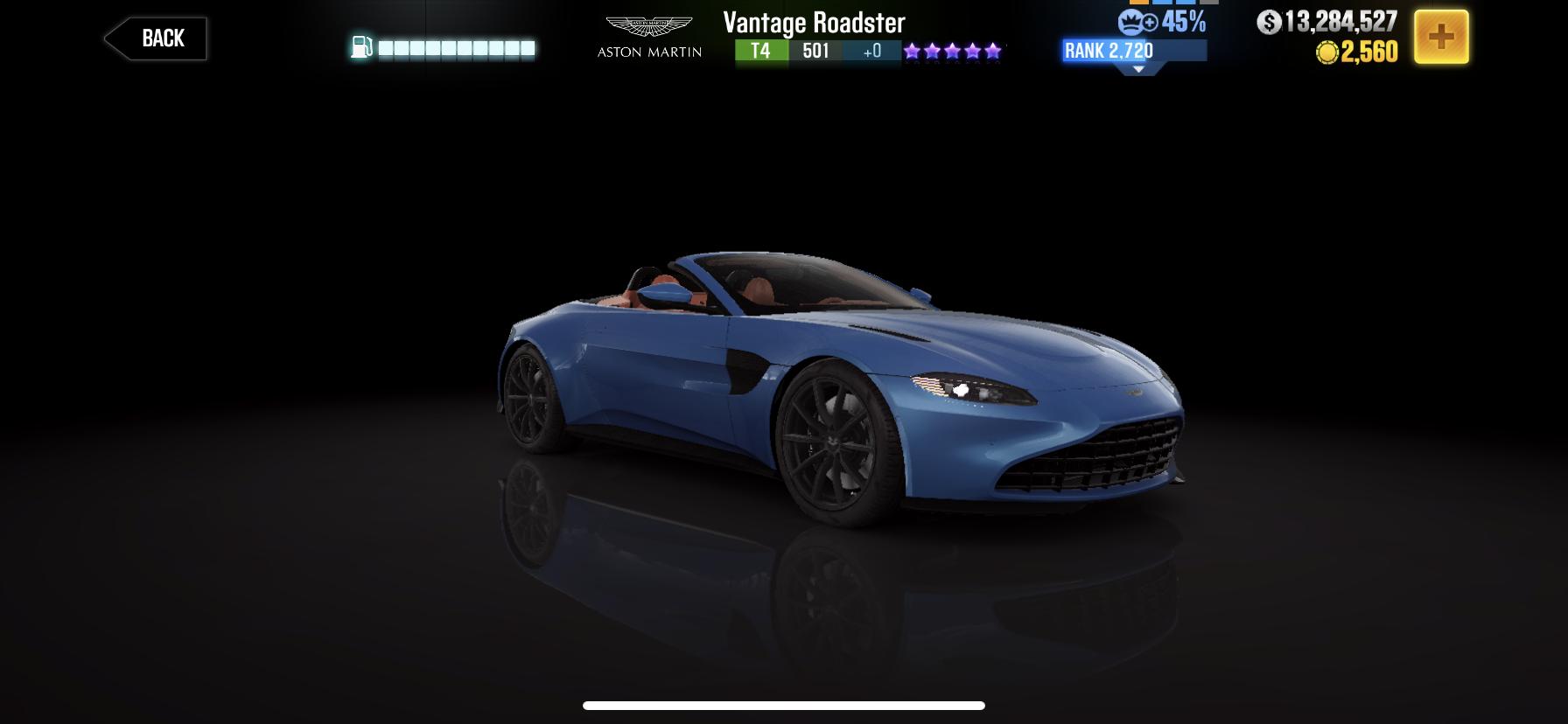 Aston Martin Vantage Roadster Csr Racing Wiki Fandom