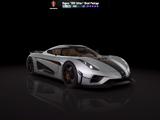 "Koenigsegg Regera ""CSR Edition"" Ghost Package"