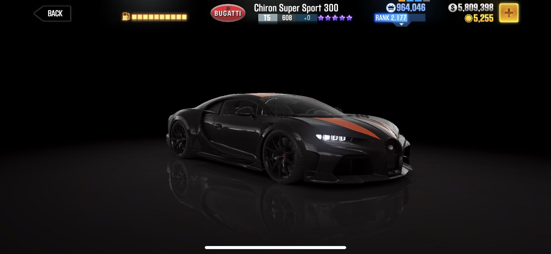 Bugatti Chiron Super Sport 300 Csr Racing Wiki Fandom