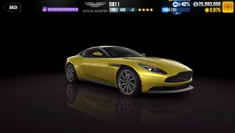 Aston Martin Db11 Csr Racing Wiki Fandom