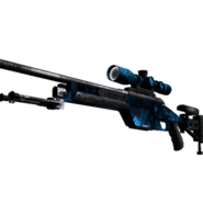 SSG 08 abyss Factory new