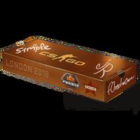 London 2018 Cache