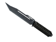 Paracord knife