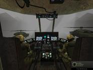 Downed pilots helis