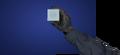 Pedestal sticker sas arm