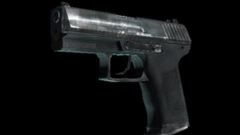 Weapon Demonstration - P2000
