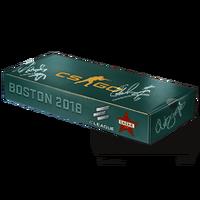 Boston 2018 Cache