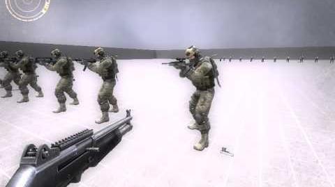 CS GO pre-alpha frontage