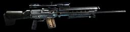 Krieg 550 Commando
