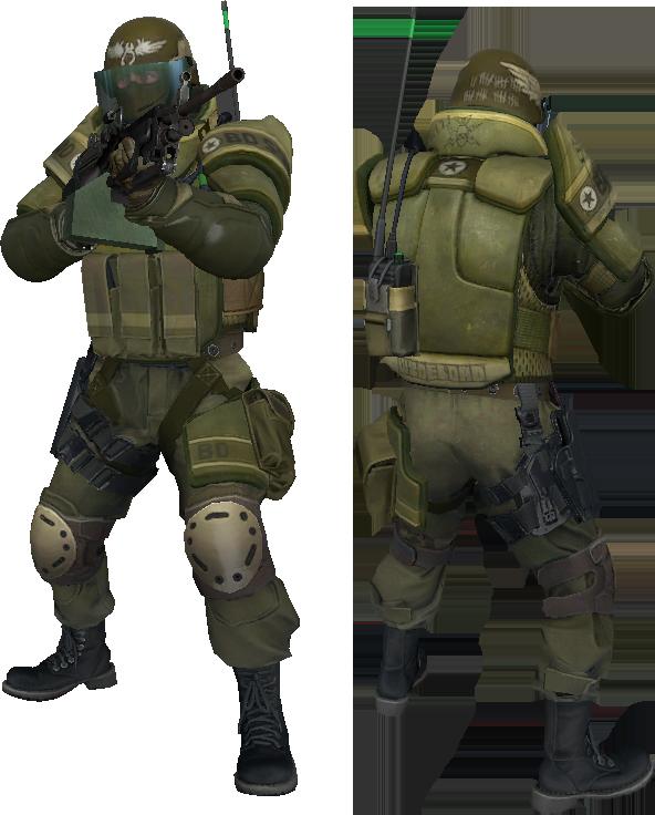 Heavy Counter-Terrorist