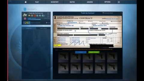 Trade Up Contract Example