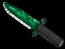 M9 bayonet emerald marbleized