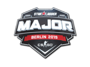 Starladder Sticker (Foil)