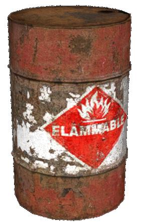 Exploding Barrel (Legacy)