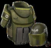 Heavy Assault Suit