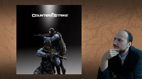 """Gaming History Counter Strike """"The definitive eSports FPS Game"""""""