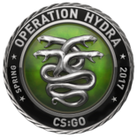 Operation 8 silver large