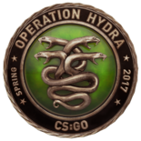 Operation 8 bronze large