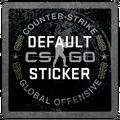 Csgo sticker default