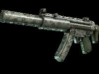 MP5-SD Bamboo Garden