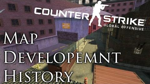 CS Assault - Counter-Strike Map Development History 1