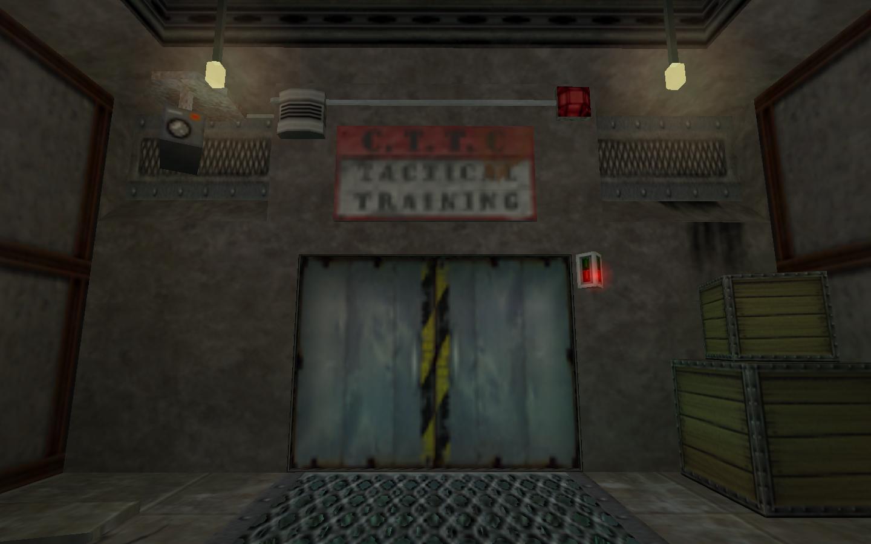 Counter-Terrorist Training Center