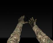 Pedestal gloves