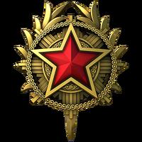 Service medal 2020 lvl6 large