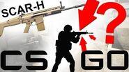 Cut Content of CS GO - SCAR-H Mk