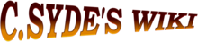 C.Syde's Wiki-wordmark.png